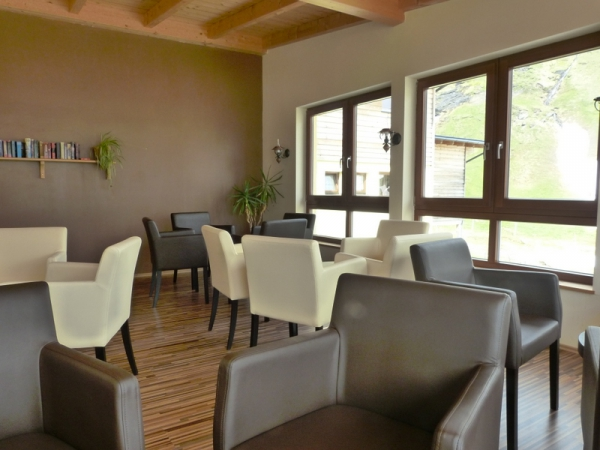 Lounge and Bar - Exclusively for our guests